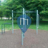 伯明翰 - 户外运动健身房 - Perry Hall Park