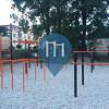 Liptovský Hrádok - Street Workout Park - Hradná