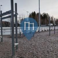 Street Workout Anlage - Lahti - Laune training spot