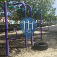 Tavernier - outdoor fitness station - Froggy's Fitness