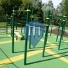 Béthune - Parco Calisthenics - Parc Paysager