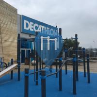 Épagny-Metz-Tessy - Calisthenics Park - Decathlon