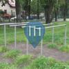 Elbląg - Outdoor Fitnessstation - Szkoła Podstawowa nr 6