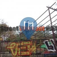 Cologne - Outdoor Pull Up bars - Hiroshima Nagasaki Park