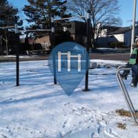 Toronto - Outdoor Gym - Muirhead Park