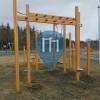 Рейкьявик - уличных спорт площадка - Árbær