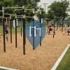 徒手健身公园 - 利维 - Parc Street Workout Chutes de la chaudière