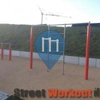 Iserlohn - Workout Park am Sportplatz - Sümmern
