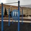 Cieszyn - Calisthenics Park - Kamienna