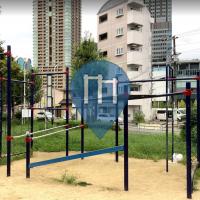 Fitness Park - Osaka-shi - Outdoor Fitness 中津南公園 Nakatsu-minami-koen