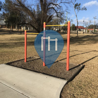 Barras dominadas - Mudgee - Outdoor Fitness Lawson Park