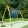 Modena - Outdoor Gym - Parco Enzo Ferrari