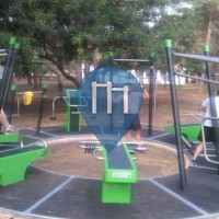 Vila-Real - Outdoor Calisthencis Gym - Denfit