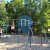 Potsdam - Воркаут площадка - Volkspark