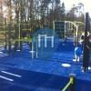 Enschede - Parque Calistenia - Universität Twente