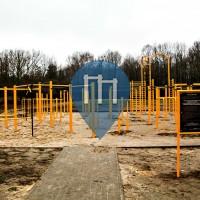 Warsaw - Street Workout Park - Stadion WAT
