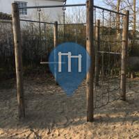 Rostock - Outdoor Fitnessstudio - Park am Hechtgraben