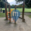 Barra per trazioni all'aperto - Londra - Outdoor Fitness Mayow Park