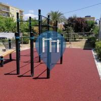 Parque Street Workout - Muro de Alcoy - Parque Calistenia Muro de Alcoy