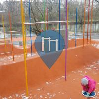 Hannover - Gym en plein air - Linden-Süd