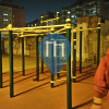 Barcelone - Parc Street Workout - Calistenia street workout les Corts