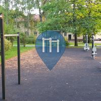 Bytów - Outdoor Gym - Park Jordanowski
