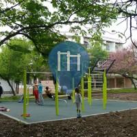Tsarevo - Street Workout Park - Titan Fitness