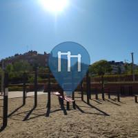 Parque Calistenia - San Sebastián de los Reyes - Calisthenics Facility