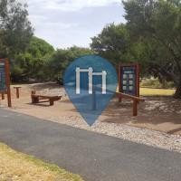 Melbourne - Calisthenics Stations - Outdoor Gym Beauty Park