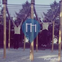 Ankara - Calisthenics Park - Anıttepe Spor Tesisleri
