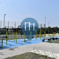 Варна - Воркаут площадка - Titan Fitness