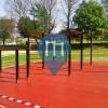 Guimarães - Воркаут площадка - Parque da Cidade Desportiva
