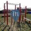 Rimavská Sobota - Parque Calistenia - Street workout park Rimavská Sobota