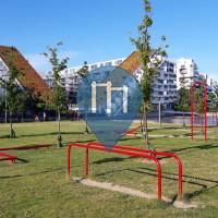 Amager - Outdoor Fitness Park - Richard Mortensens Vej