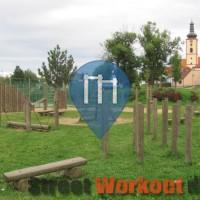 Veselí nad Lužnicí - Parque Outdoor Fitness - (Wessely)