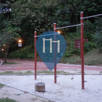 Singapore - Outdoor Exercise Station - Fort Canning Park