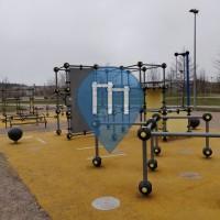 Calisthenics Facility - Lahti - Laune parkour park