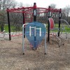 Parco Calisthenics - Westland - Hines Drive Fitness Structure