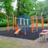 Bydgoszcz - Calisthenics Park - Park nad Starym Kanale Bydgoskim