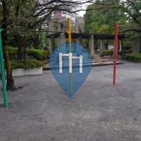 东京 - 徒手健身公园 - Arakawa Park