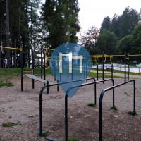 Азиаго - Воркаут площадка - Parco Millepini