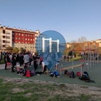 Mungia - Parc Street Workout - Parque calistenia  y street workout en Mungia