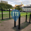 London - Outdoor Gym - Pollard Square (Bethnal Green)