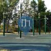 Vic - Calisthenics Park - Parc d'Antoni Rovira Virgili