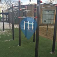 Graz - Street Workout Park - Augarten