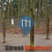 Diez (Limburg) - 户外单杠 at Hainwald