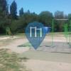 Pomigliano d'Arco - Calisthenics Park - Parco Giovanni Paolo