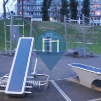Roermond - Outdoor Fitnessstudio - Donderberg