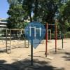 Sofia - Outdoor Pull Up Bars - Secondary School 120 Georgi S. Rakovski