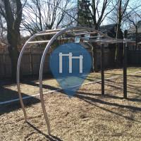 Toronto - Calisthenics Park - Snider Parkette